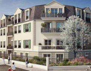 Achat / Vente appartement neuf Le Plessis-Bouchard proche RER C (95130) - Réf. 3465