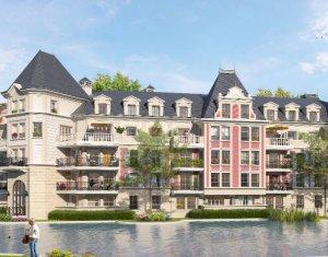 Investissement locatif : Appartement en loi Pinel  Le Plessis-Robinson à 2 pas des transports (92350) - Réf. 5039