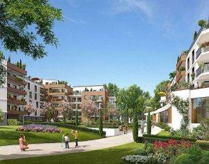 Achat / Vente appartement neuf Le Plessis Robinson proche forêt (92350) - Réf. 1535