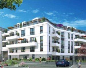 Achat / Vente appartement neuf Le Plessis-Trévise proche Château du Bois la Croix (94420) - Réf. 2778
