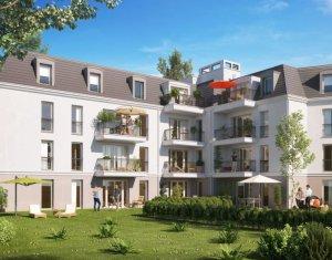 Achat / Vente appartement neuf Le Plessis-Trévise proche commerces et transports (94420) - Réf. 2244