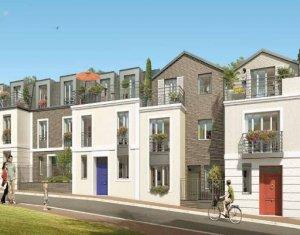 Achat / Vente appartement neuf Le Port-Marly sur les bords de Seine (78560) - Réf. 4443