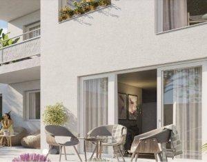 Investissement locatif : Appartement en loi Pinel  Le Pré-Saint-Gervais proche commodités (93310) - Réf. 4839