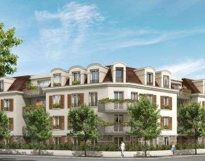 Achat / Vente appartement neuf Le Raincy proche des commerces (93340) - Réf. 1464