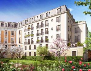 Achat / Vente appartement neuf Le Raincy proche du centre (93340) - Réf. 2205