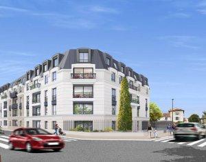Achat / Vente appartement neuf Le Vésinet  à deux minutes de l'école (78110) - Réf. 4142