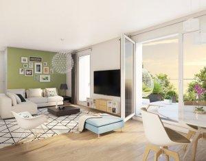 Investissement locatif : Appartement en loi Pinel  Les Alluets-le-Roi proche Poissy (78580) - Réf. 1703