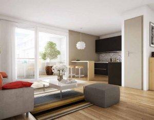 Investissement locatif : Appartement en loi Pinel  Les Clayes-sous-Bois au cœur du centre-ville (78340) - Réf. 6035