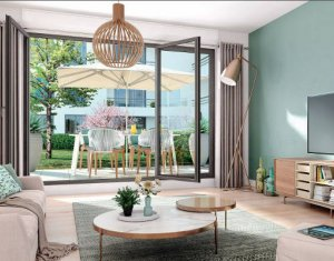 Achat / Vente appartement neuf Les Lilas proche du métro ligne 11 (93260) - Réf. 4047
