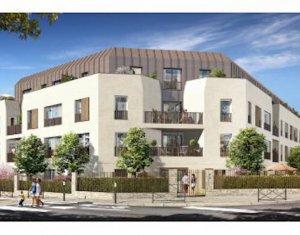 Investissement locatif : Appartement en loi Pinel  Les Mureaux à 300 mètres de la gare (78130) - Réf. 4963