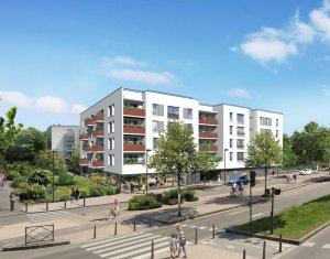 Investissement locatif : Appartement en loi Pinel  Les Mureaux à l'entrée du Pôle Molière (78130) - Réf. 1608