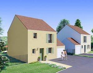 Achat / Vente appartement neuf Les Mureaux aux abords du parc de la Becheville (78130) - Réf. 3429