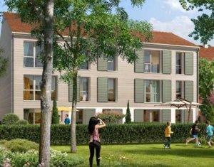 Achat / Vente appartement neuf Les Mureaux centre (78130) - Réf. 1132