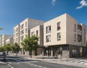 Achat / Vente appartement neuf Les Mureaux proche centre (78130) - Réf. 6021