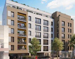 Achat / Vente appartement neuf Les Pavillon-sous-Bois proche transports et commerces (93320) - Réf. 3561