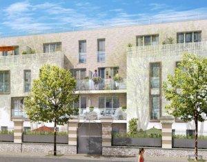 Achat / Vente appartement neuf Les Pavillons-sous-Bois à 700 mètres du transilien (93320) - Réf. 3882