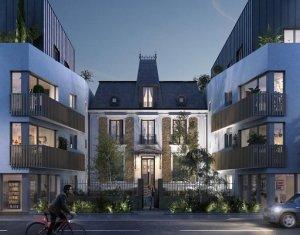 Achat / Vente appartement neuf Les Pavillons-sous-Bois centre-ville (93320) - Réf. 3866