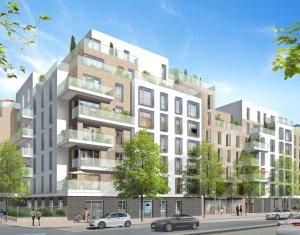 Investissement locatif : Appartement en loi Pinel  Les Pavillons-sous-Bois cœur de ville (93320) - Réf. 2210