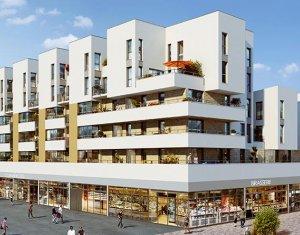 Investissement locatif : Appartement en loi Pinel  Les Ulis proche centre-ville (91940) - Réf. 1855