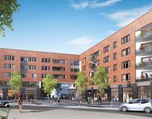 Achat / Vente appartement neuf Les Ulis proche des espaces boisés Essonniens TVA réduite (91940) - Réf. 1418
