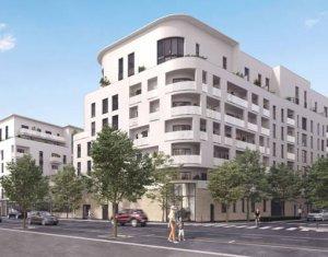 Achat / Vente appartement neuf L'Haÿ-les-Roses proche centre commercial de Villejuif (94240) - Réf. 5600