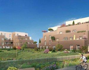 Achat / Vente appartement neuf Lieusaint au coeur de l'écoquartier (77127) - Réf. 3909