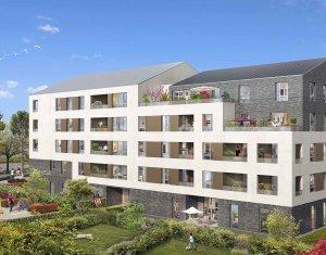 Achat / Vente appartement neuf Lieusaint écoquartier de l'Eau-Vive (77127) - Réf. 1241
