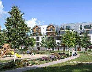 Achat / Vente appartement neuf Lieusaint quartier le l'Eau Vive (77127) - Réf. 1388