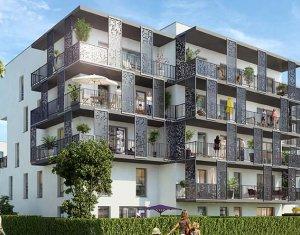 Achat / Vente appartement neuf Lieusaint ZAC de la Pyramide (77127) - Réf. 780