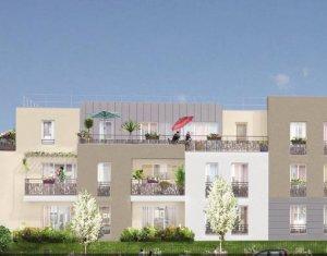 Achat / Vente appartement neuf Limay à 500 mètres des transports (78520) - Réf. 4433