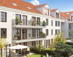 Investissement locatif : Appartement en loi Pinel  Limay à deux pas du centre-ville (78520) - Réf. 4794