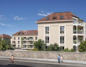 Achat / Vente appartement neuf Limeil-Brévannes proche centre-ville (94450) - Réf. 6276