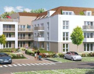 Investissement locatif : Appartement en loi Pinel  Linas à proximité du centre-ville (91310) - Réf. 4737
