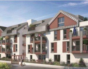 Investissement locatif : Appartement en loi Pinel  Linas proche coeur de ville (91310) - Réf. 3583
