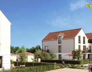 Achat / Vente appartement neuf Lisse proche du centre-ville (91090) - Réf. 2366