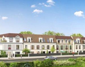 Achat / Vente appartement neuf Lisses centre-ville (91090) - Réf. 2399