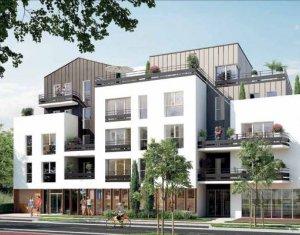 Achat / Vente appartement neuf Livry-Gargan au cœur du quartier de la Poudrerie (93190) - Réf. 3218