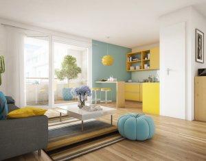 Achat / Vente appartement neuf Livry-Gargan face au Parc Lefèvre (93190) - Réf. 3681