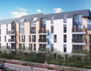 Achat / Vente appartement neuf Livry-Gargan proche des transports (93190) - Réf. 2160