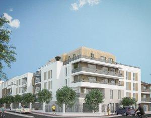 Achat / Vente appartement neuf Livry-Gargan proche du Parc de la Mairie (93190) - Réf. 1686