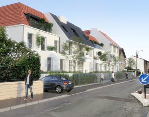 Achat / Vente appartement neuf Livry-Gargan proche gare de Gargan (93190) - Réf. 3693