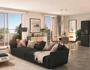 Achat / Vente appartement neuf Livry-Gargan proche ligne 4 du tramway (93190) - Réf. 4208