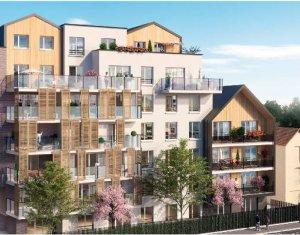 Achat / Vente appartement neuf Livry-Gargan proche tramway (93190) - Réf. 3217