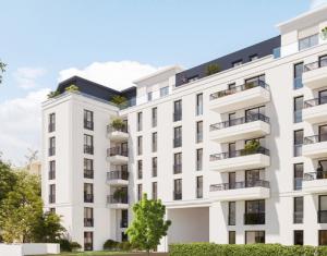 Investissement locatif : Appartement en loi Pinel  Livry-Gargan proche transilien 4 (93190) - Réf. 5237
