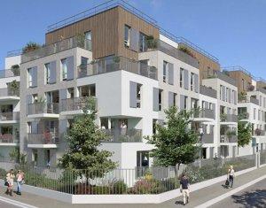 Achat / Vente appartement neuf Livry-Gargan quartier centre (93190) - Réf. 2638