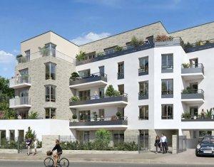 Achat / Vente appartement neuf Livry-Gargan quartier Danton (93190) - Réf. 2646