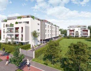 Achat / Vente appartement neuf Livry-Gargan quartier de la Poudrerie (93190) - Réf. 2202