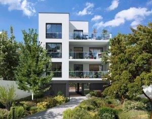 Achat / Vente appartement neuf Livry-Gargan quartier Jacob (93190) - Réf. 2647
