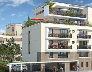 Investissement locatif : Appartement en loi Pinel  Lognes à 5 minutes du RER (77185) - Réf. 4810