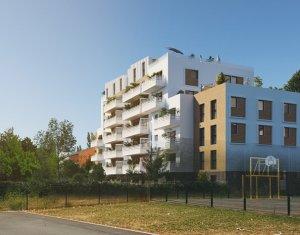 Achat / Vente appartement neuf Lognes proche de la Place des Colliberts (77185) - Réf. 2869